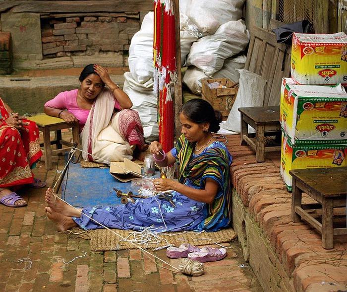 Бхактапур -«город верующих» 70886
