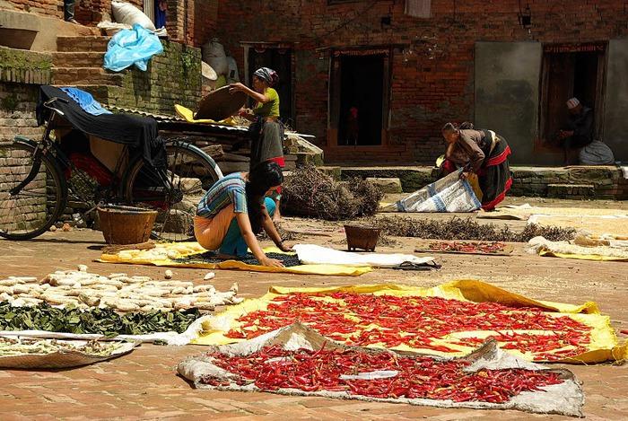 Бхактапур -«город верующих» 39934
