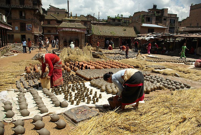 Бхактапур -«город верующих» 97758
