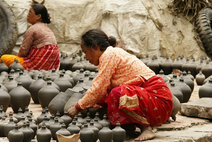 Бхактапур -«город верующих» 49463