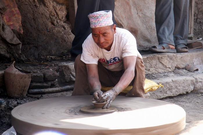 Бхактапур -«город верующих» 43153