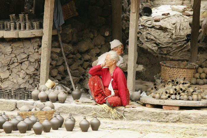 Бхактапур -«город верующих» 28301