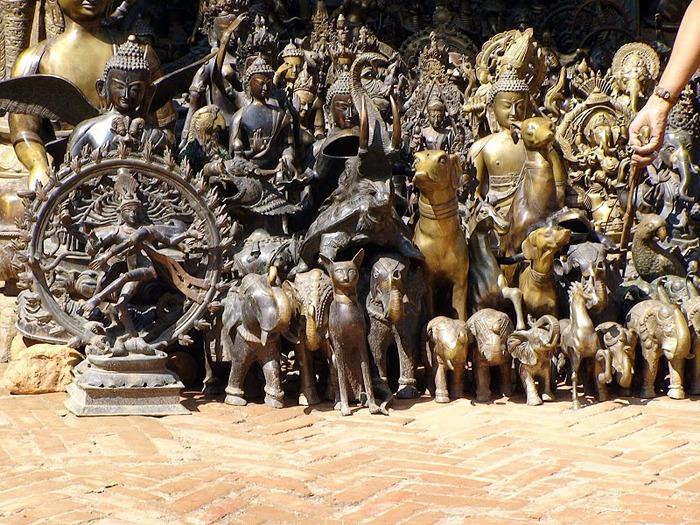 Бхактапур -«город верующих» 16334