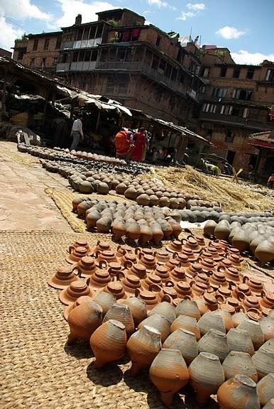 Бхактапур -«город верующих» 88281