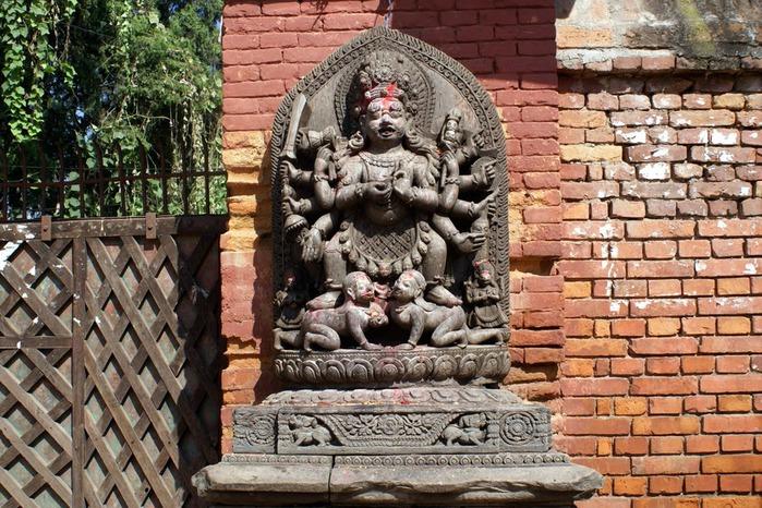 Бхактапур -«город верующих» 98297