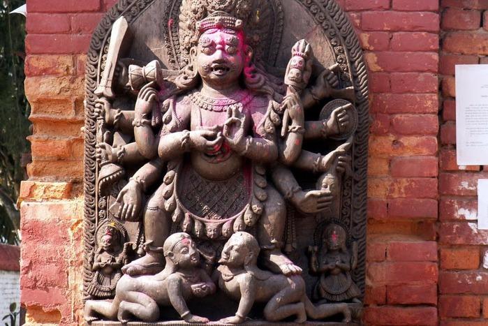 Бхактапур -«город верующих» 63330