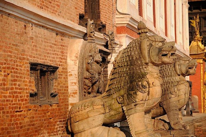 Бхактапур -«город верующих» 39794
