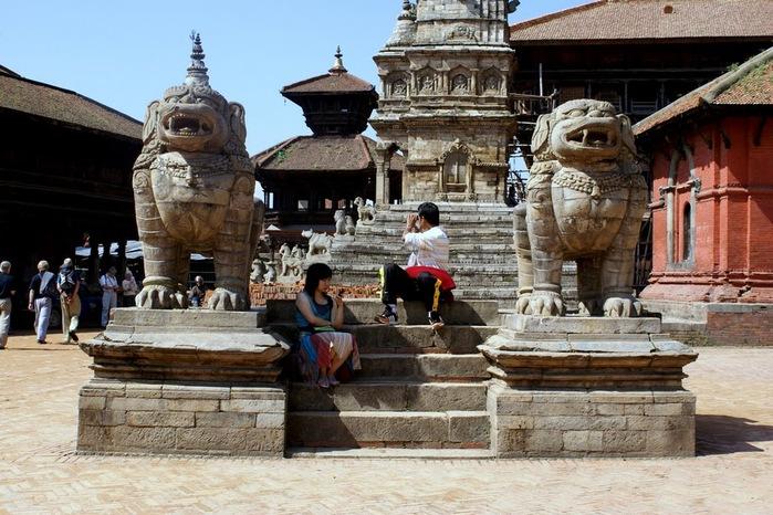 Бхактапур -«город верующих» 37390