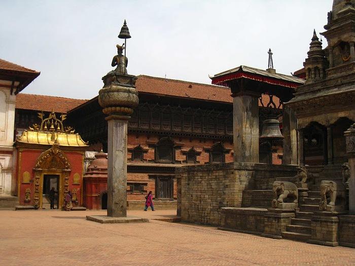 Бхактапур -«город верующих» 10109