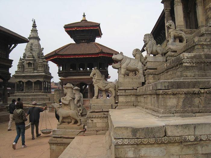 Бхактапур -«город верующих» 62479