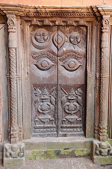 Бхактапур -«город верующих» 93865
