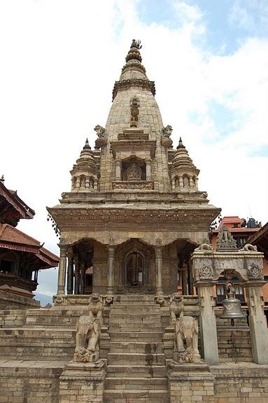 Бхактапур -«город верующих» 83224