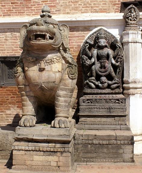 Бхактапур -«город верующих» 95346