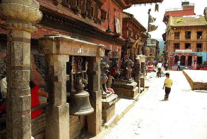 Бхактапур -«город верующих» 70905