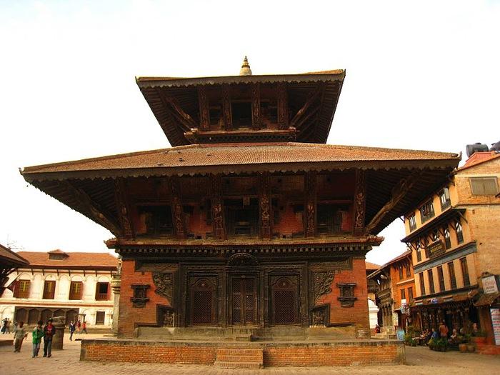Бхактапур -«город верующих» 46083