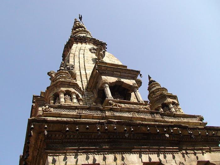 Бхактапур -«город верующих» 59612