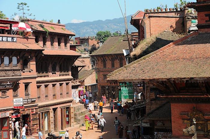 Бхактапур -«город верующих» 72251