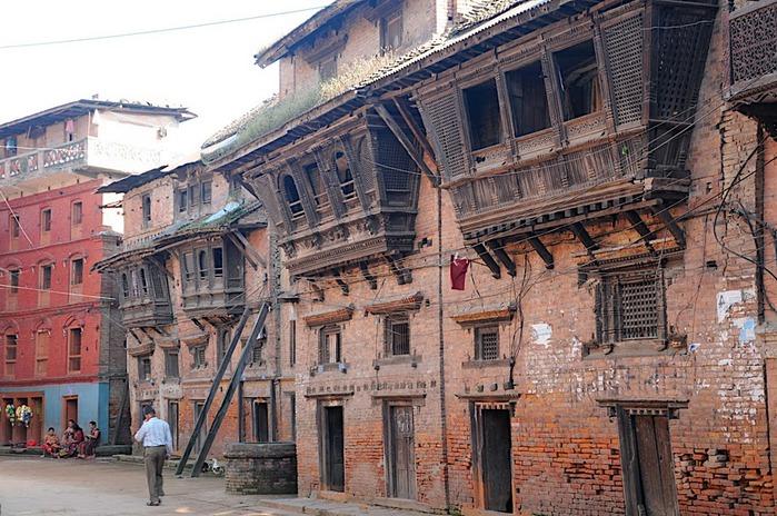 Бхактапур -«город верующих» 71376