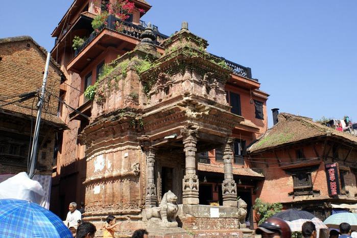 Бхактапур -«город верующих» 35487