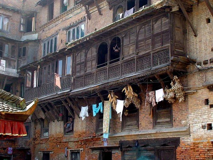 Бхактапур -«город верующих» 88587