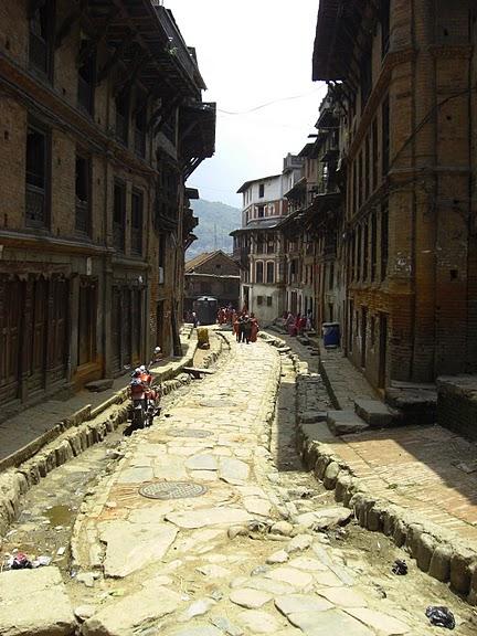 Бхактапур -«город верующих» 74355