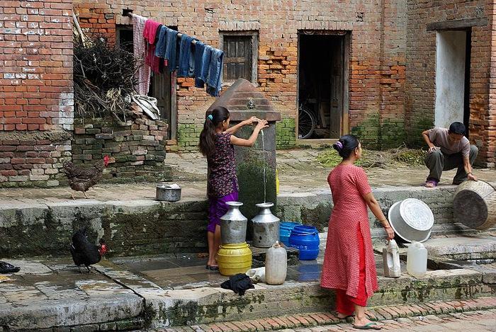 Бхактапур -«город верующих» 96578