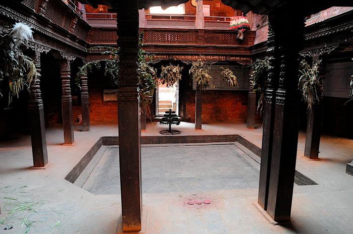 Бхактапур -«город верующих» 56274