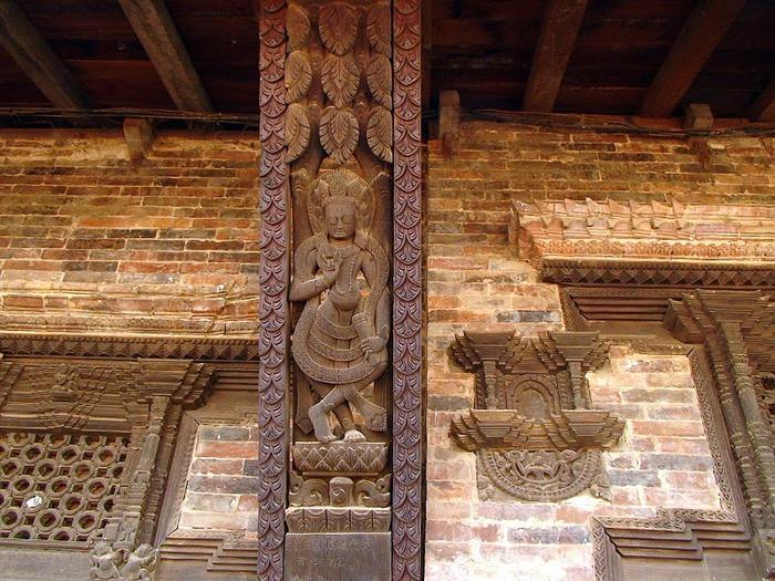 Бхактапур -«город верующих» 16491