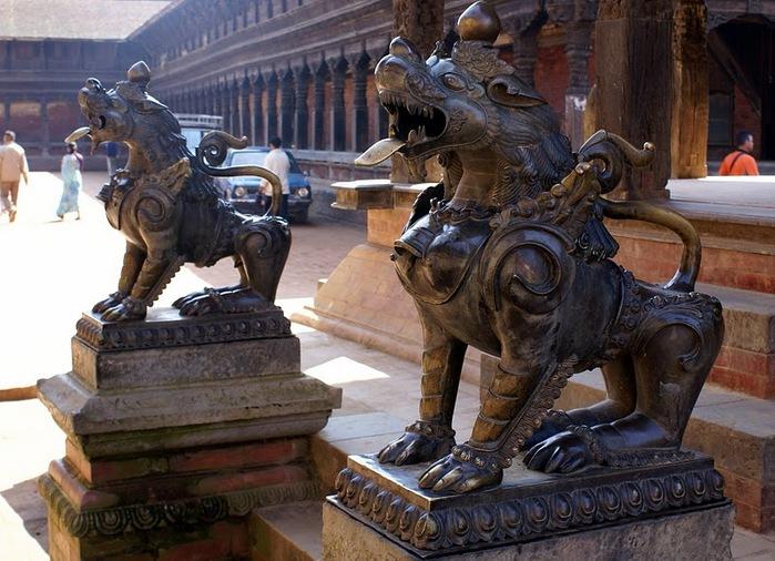 Бхактапур -«город верующих» 79020