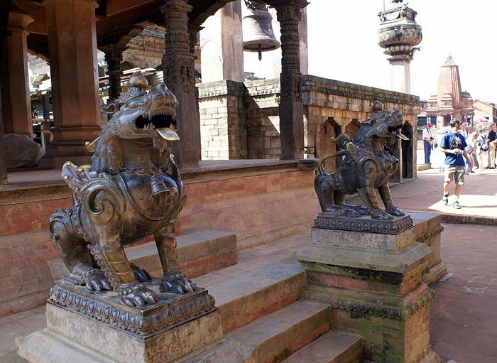 Бхактапур -«город верующих» 19727
