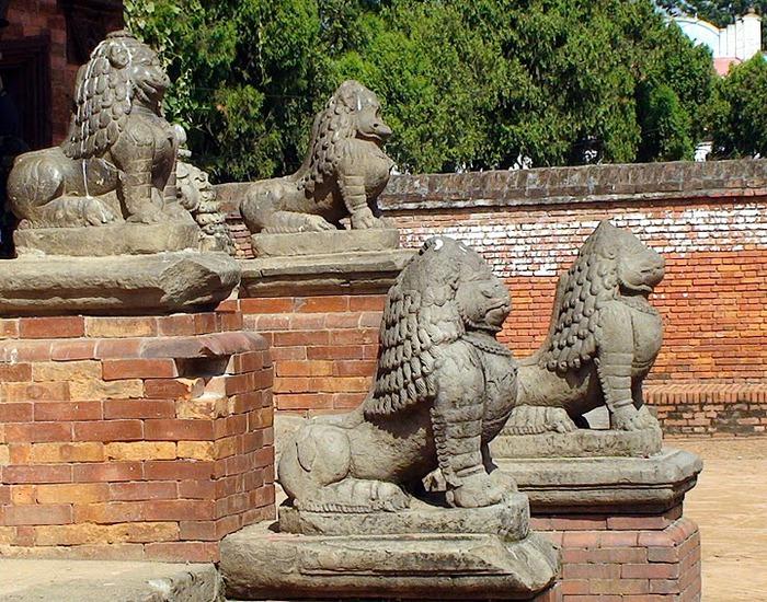 Бхактапур -«город верующих» 23119