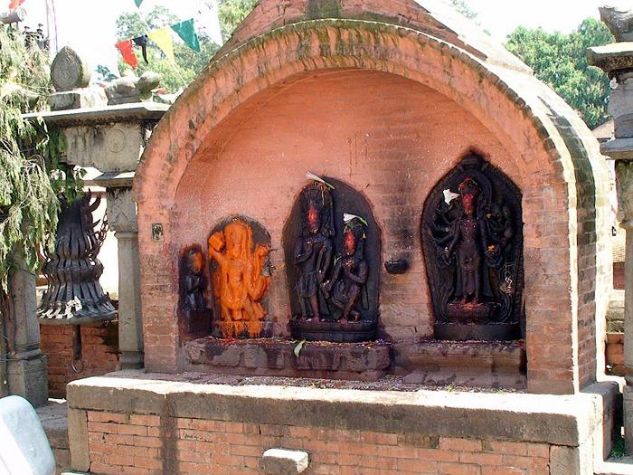 Бхактапур -«город верующих» 25272