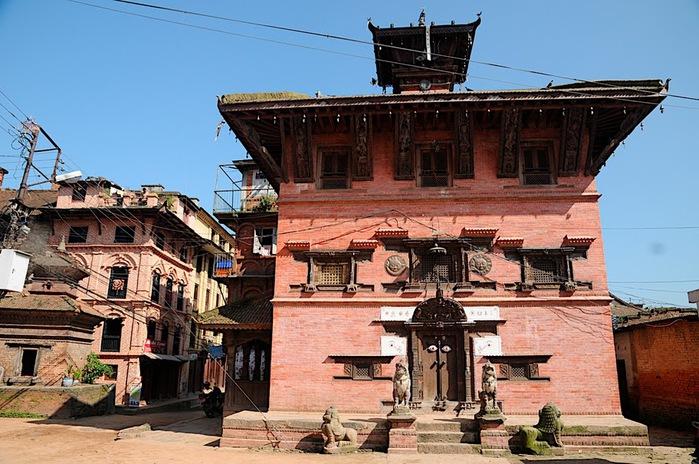 Бхактапур -«город верующих» 14633