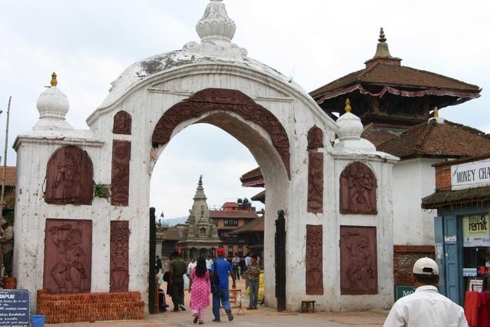 Бхактапур -«город верующих» 22152