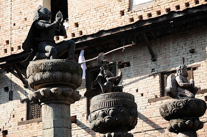 Бхактапур -«город верующих» 36677