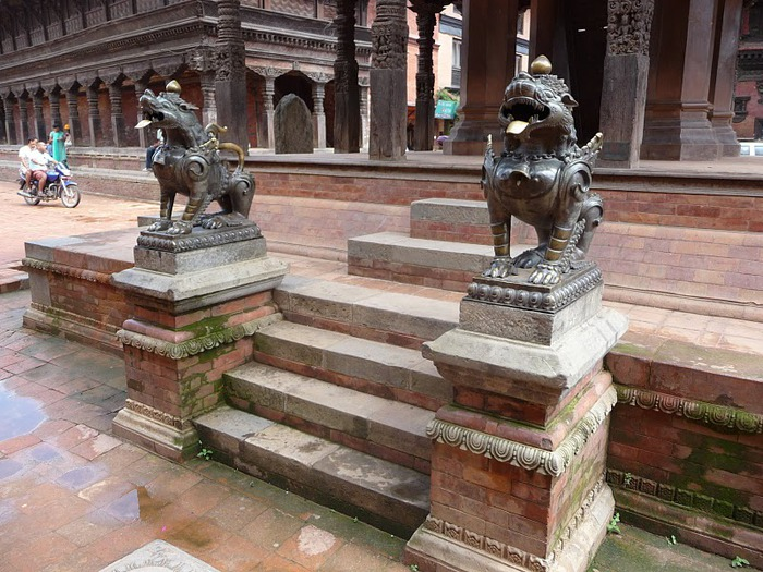 Бхактапур -«город верующих» 27530