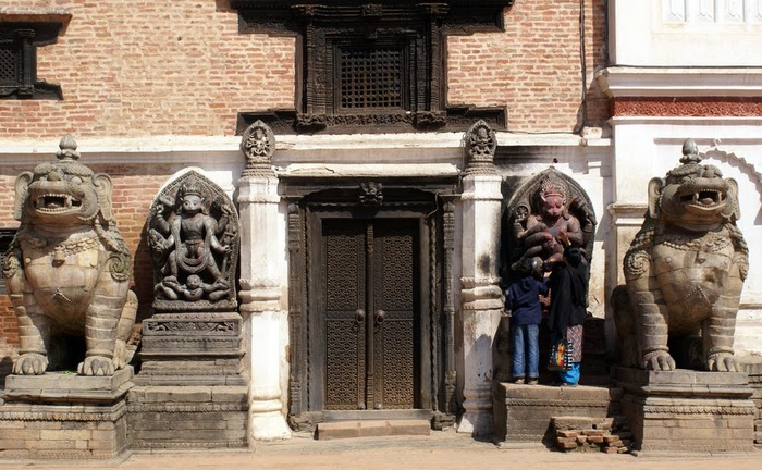 Бхактапур -«город верующих» 21537