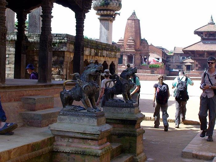Бхактапур -«город верующих» 49209