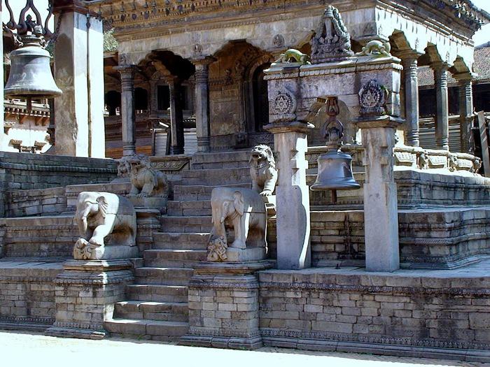 Бхактапур -«город верующих» 65391