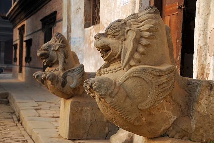 Бхактапур -«город верующих» 58445