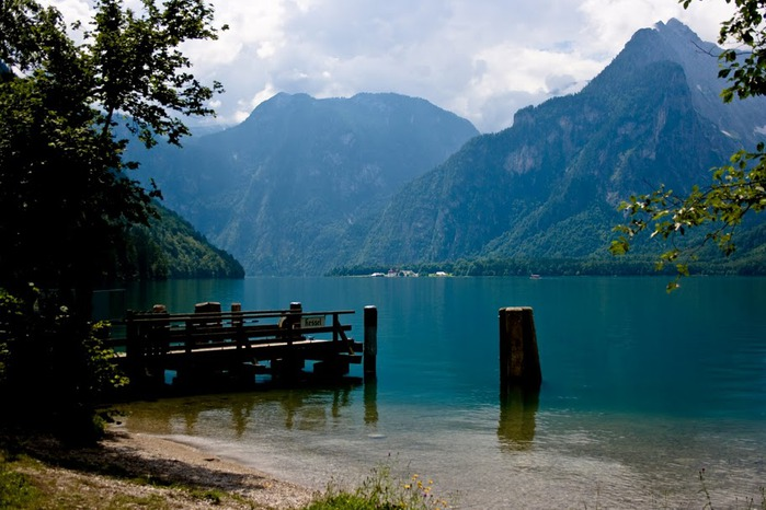 Озеро Кёнигсзе - Bayern. 44157