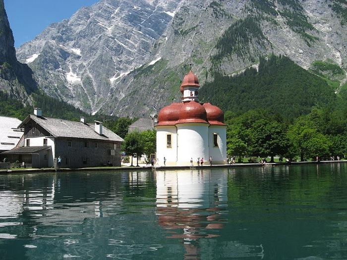 Озеро Кёнигсзе - Bayern. 16053