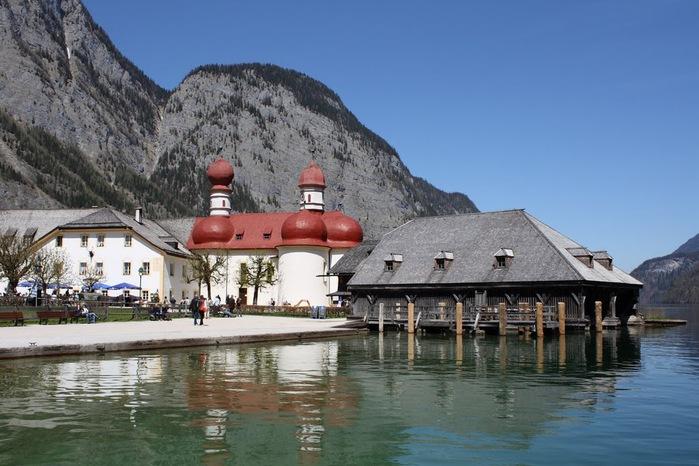 Озеро Кёнигсзе - Bayern. 39600