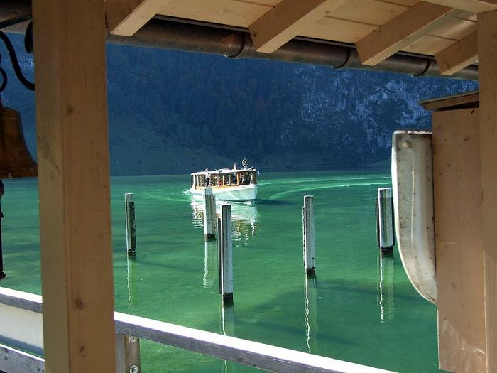 Озеро Кёнигсзе - Bayern. 93543