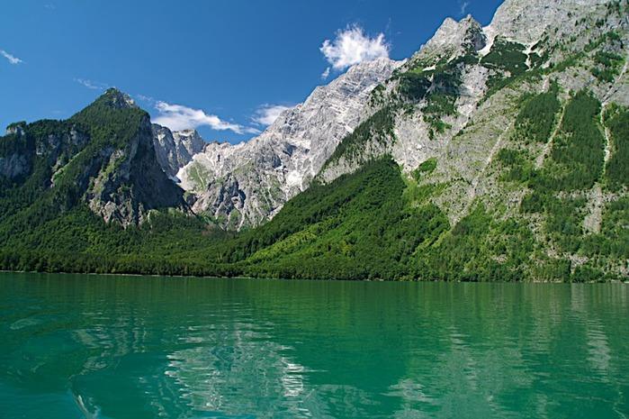 Озеро Кёнигсзе - Bayern. 51614