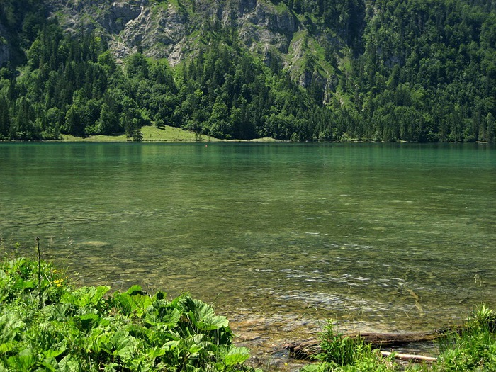 Озеро Кёнигсзе - Bayern. 96682