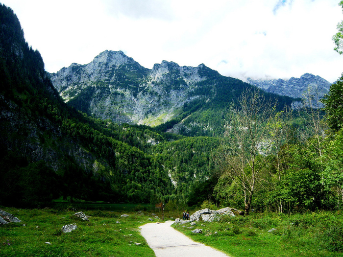 Озеро Кёнигсзе - Bayern. 46096