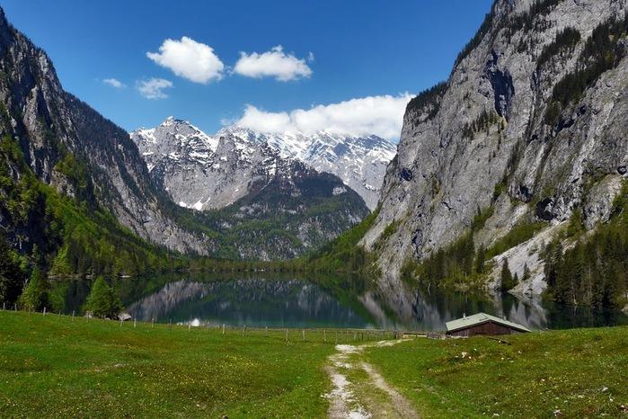 Озеро Кёнигсзе - Bayern. 95626