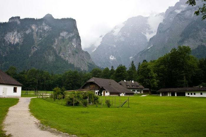 Озеро Кёнигсзе - Bayern. 76303