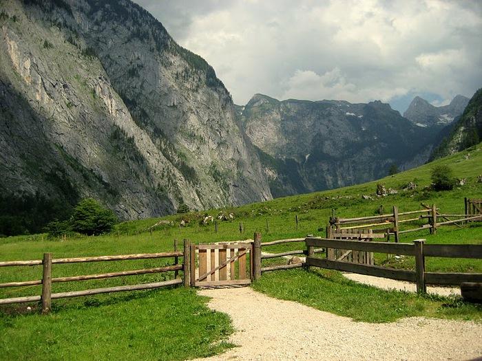 Озеро Кёнигсзе - Bayern. 44237